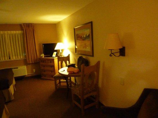 Aarchway Inn : habitacion