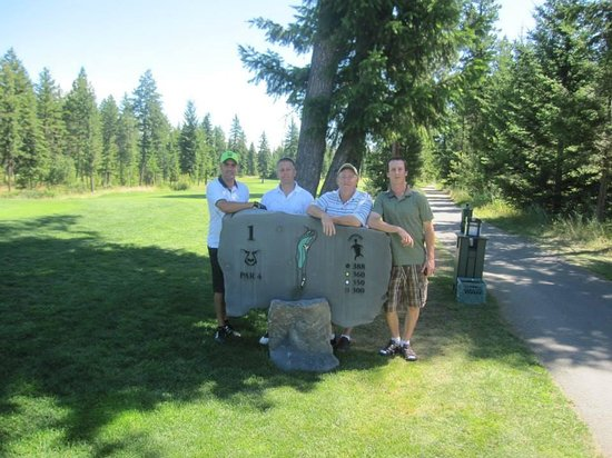Talking Rock Golf Course : Lodge