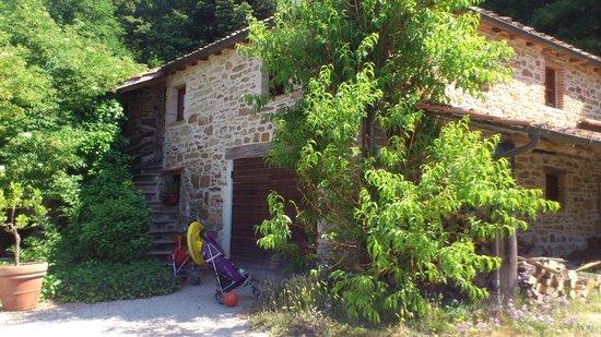 1 recensioni e 11 foto per la conca piccola villa con for Cabin cabin in wisconsin dells con piscina all aperto