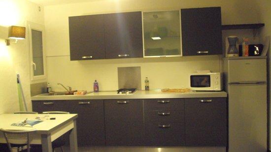 Residence Dolce Vita: Cuisine