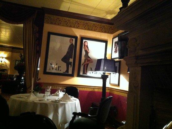 Grand Hotel du Golf & Palace : salle à manger