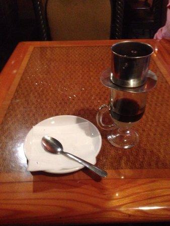 Miss Saigon Bistro: Vietnamese Coffee