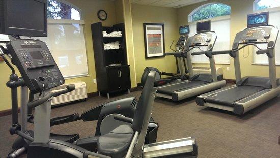 Fairfield Inn & Suites Orlando Lake Buena Vista: Great fitness center
