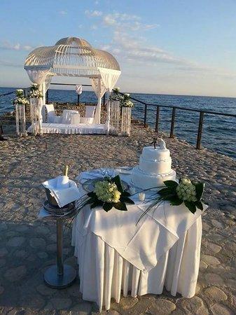 Elias Beach Hotel: Elias wedding