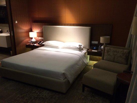 Grand Hyatt Mumbai: Chambre suite