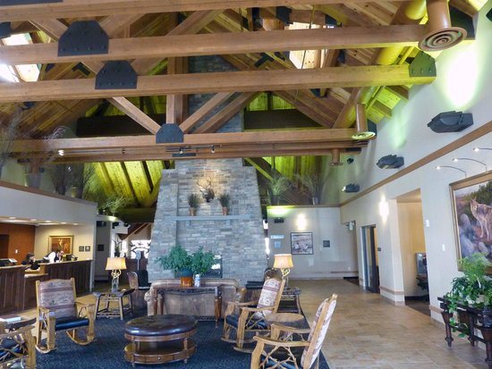 Best Western Plus Bryce Canyon Grand Hotel: hall de recepcion