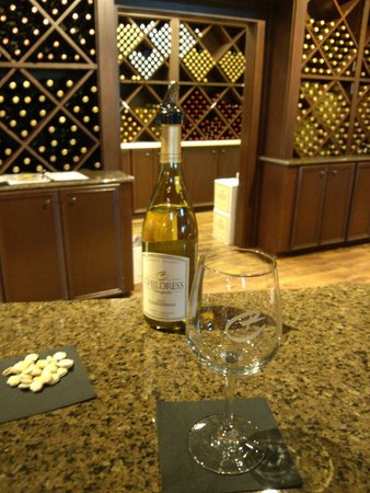 Richard Childress Vineyards: Tasting!!