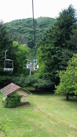 Vianden Chairlift : view 3