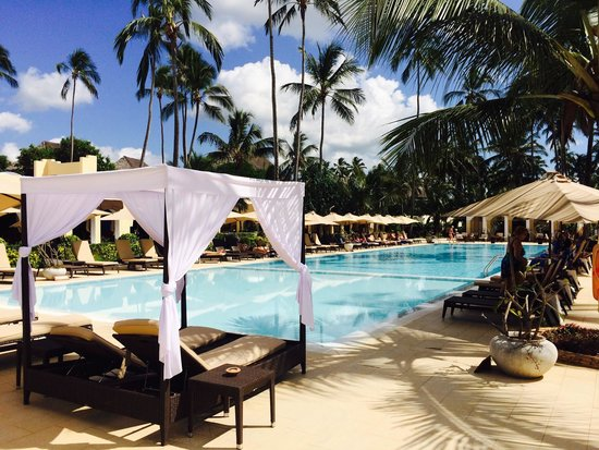 Dream of Zanzibar: Poolside