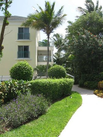 The Sands at Grace Bay: View of one of six buildings