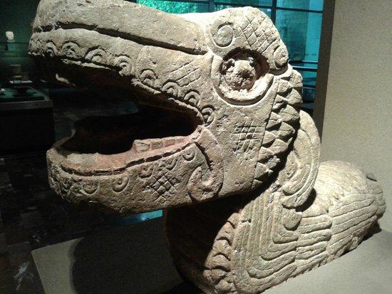 Museo Nacional de Antropología: Muestras