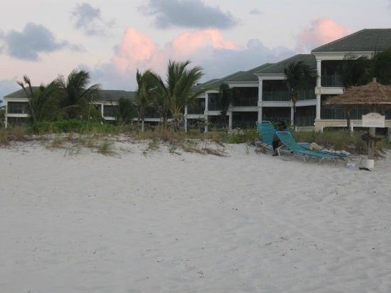The Sands at Grace Bay: View of beach