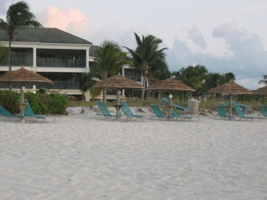 The Sands at Grace Bay: View from beach