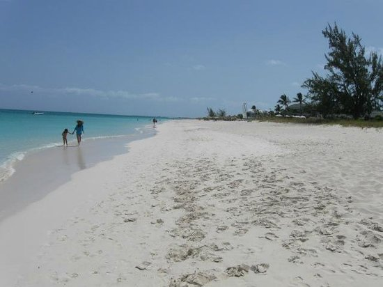 Sands at Grace Bay : Beach view