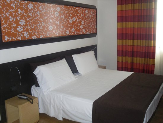 Sanlu Hotel: camera