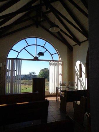 Mogodi Lodge : wedding chappel