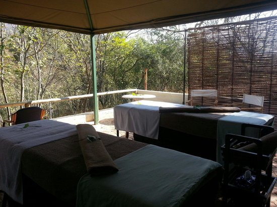Riverview Spa: Massage by the River