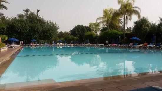 Hotel Riu Tikida Garden: Hotel Pool