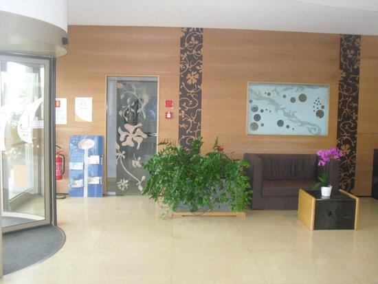 Sanlu Hotel : ingresso