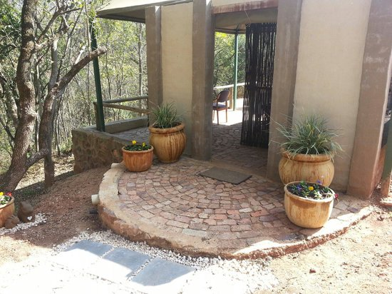 Riverview Spa: Nature treatment room