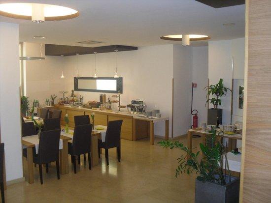 Sanlu Hotel : colazione