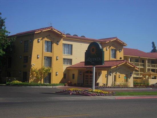La Quinta Inn Fresno Yosemite: Site hôtelier