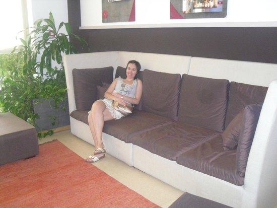 Sanlu Hotel : spazi comuni