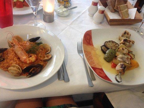 Dionysos: Very good food