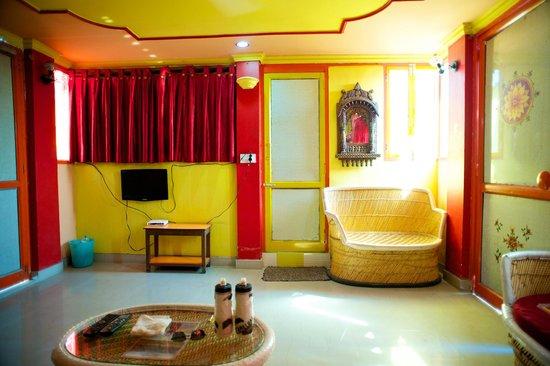Govind Hotel: Penthouse suite