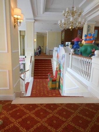 Gardaland Hotel : Hall2