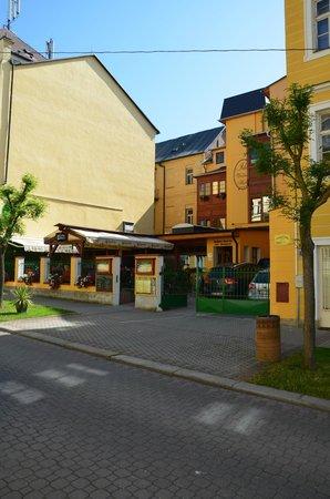 Wellness Hotel Ida: Aussenansicht