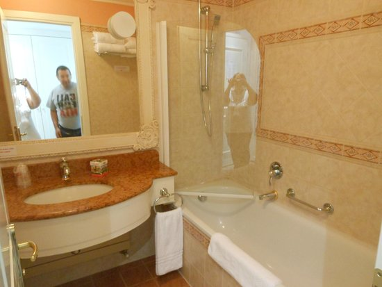 Gardaland Hotel : Bagno1