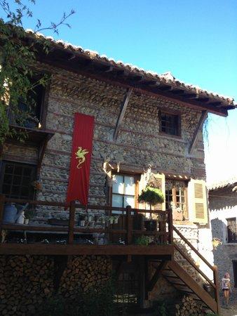 Cite medievale: Old Buildings
