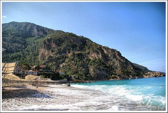 Liberty Hotels Lykia : plaża