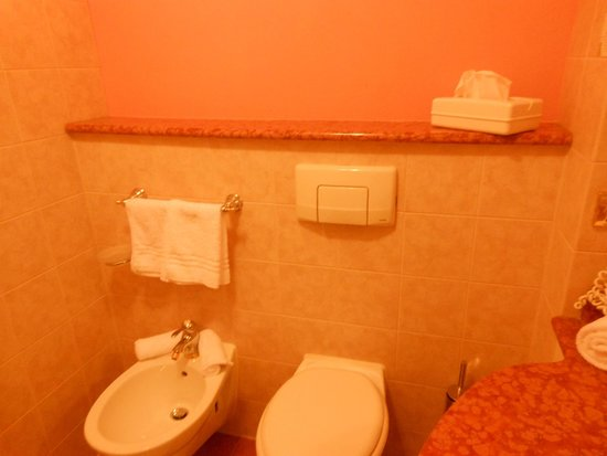 Gardaland Hotel : Bagno2