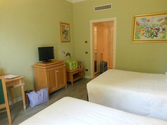 Gardaland Hotel : Camera2