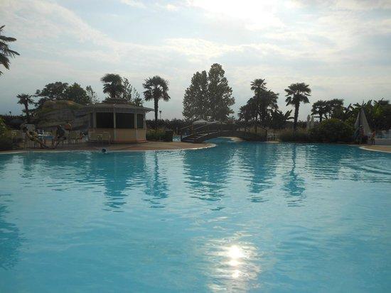 Gardaland Hotel : Piscina2
