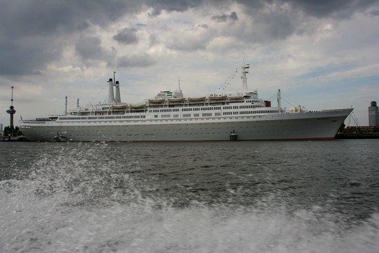 SS Rotterdam: Op weg naar de Rotterdam