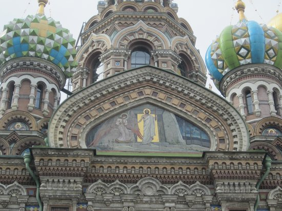 Dancing Bear Tours - Day Tours: Church on Spilled Blood