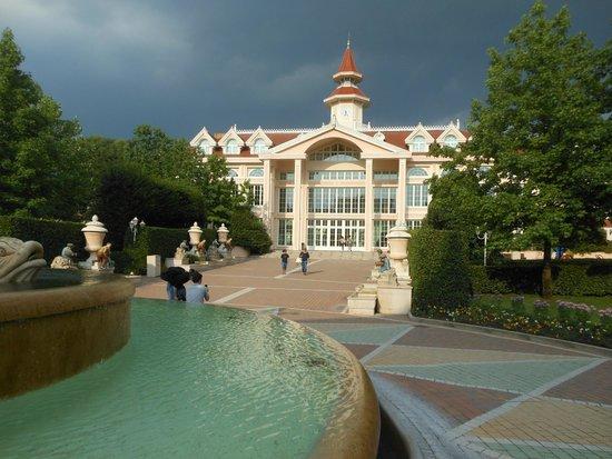 Gardaland Hotel : Retro Facciata