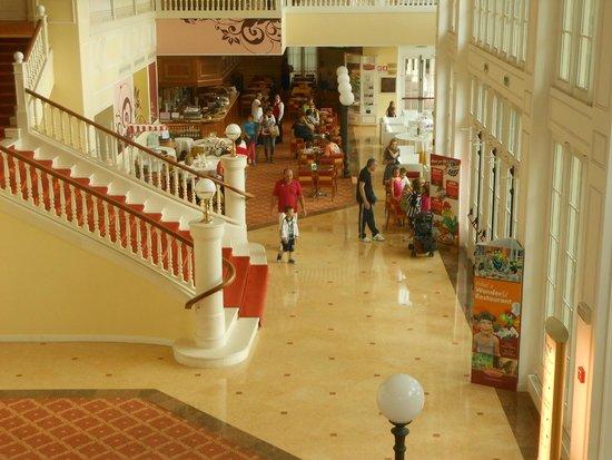 Gardaland Hotel : Hall1