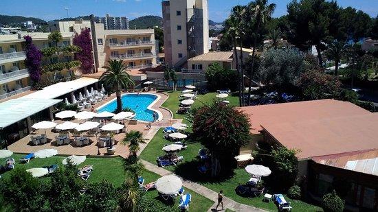 Grupotel Nilo & Spa: la vue de notre appartement
