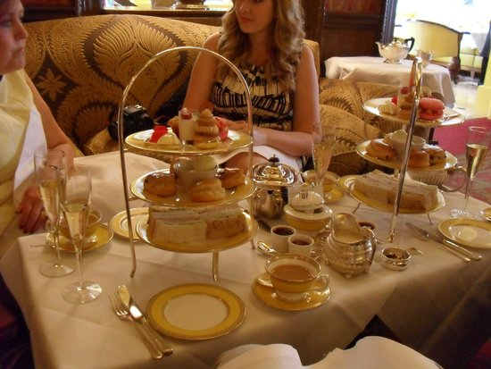 The Goring: Afternoon Tea
