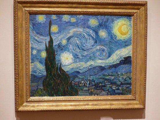 The Museum of Modern Art (MoMA) : Starry Night