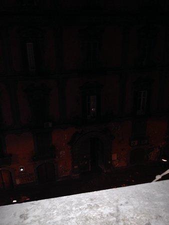 Palazzo dello Spagnolo: Veduta dall alto