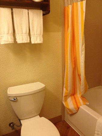 La Quinta Inn & Suites Dallas Love Field: Good shower