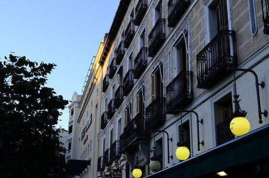 Room Mate Laura: Exterior hotel