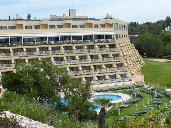 Tivoli Carvoeiro: The hotel