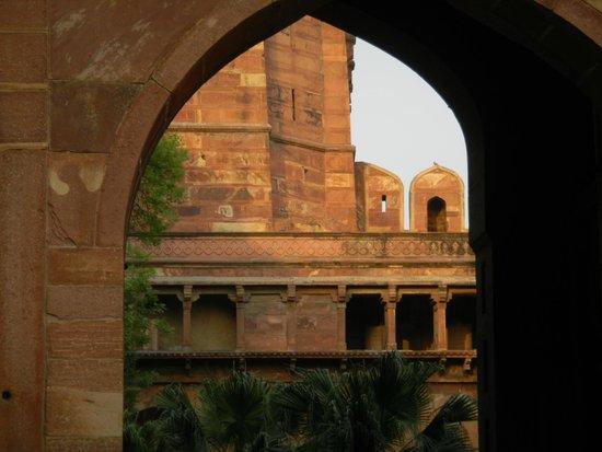 Agra Fort: Seconde porte du fort