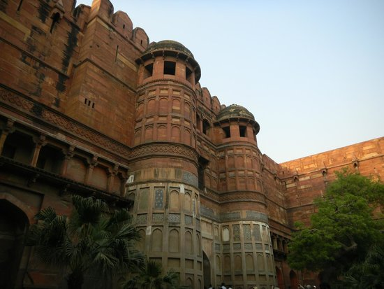 Agra Fort: Troisième porte